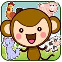皮皮猴认动物