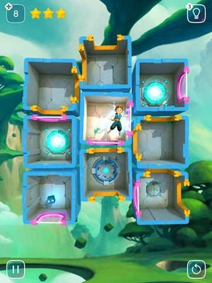 迷宫穿越图2: