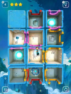 迷宫穿越图3: