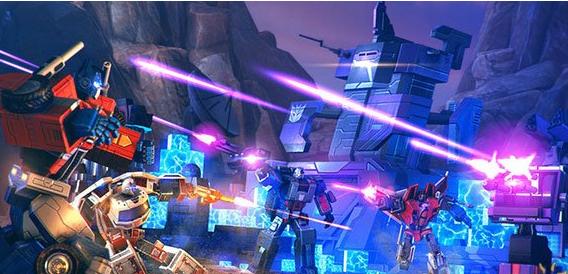 策略游戏 《变形金刚:地球战争》登iOS平台[多图]图片2