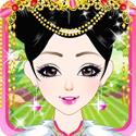 清宫美人化妆版