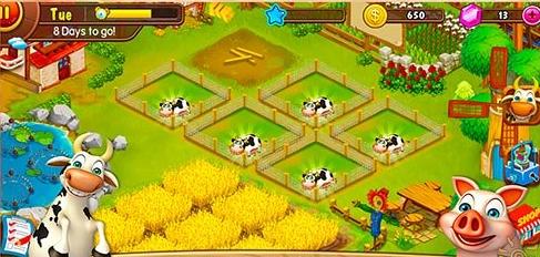 出售农产品赚金钱 《农仓工厂》安卓版上架图片2