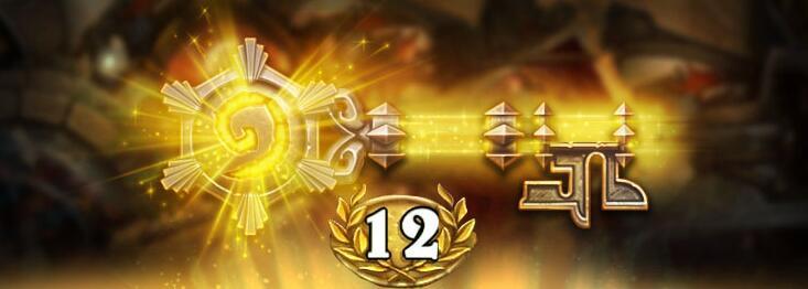 全是民间大神 炉石传说竞技场12胜次数排名[图]图片1