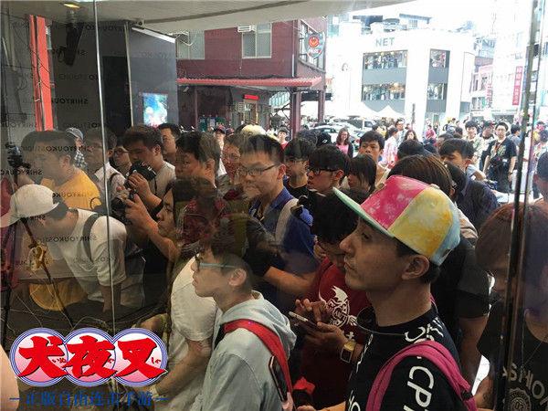 《犬夜叉-觉醒》兄弟版登陆台湾 MC HotDog助阵图片3