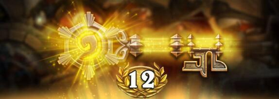 喵星人统治竞技场 炉石传说12胜六月排名[图]图片1