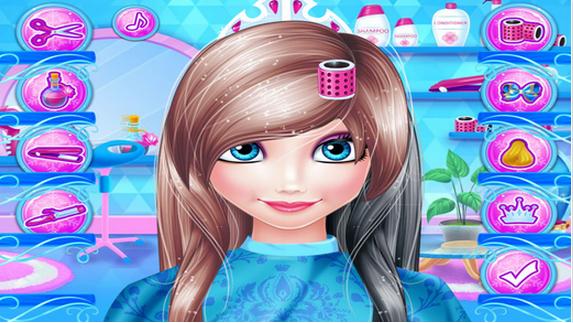 芭比公主美发沙龙图2: