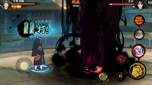 实力爆表 火影忍者手游最强CP组合鬼鲛与鼬[多图]图片5