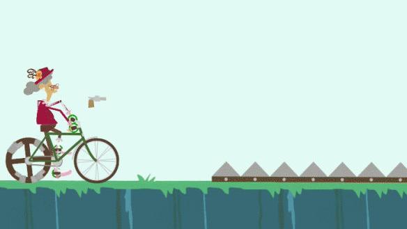 控制物理引擎自行车 《铁马》现已正式公布[多图]图片2