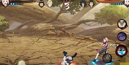 利用时间取胜 火影忍者手游决斗场对战技巧[多图]图片2