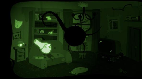恐怖冒险的旅程 《灯泡小子》登陆iOS平台图片2