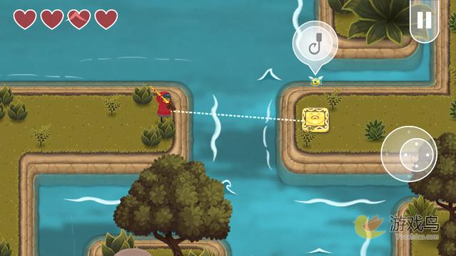 《天鱼传说》评测:塞尔达式海岛冒险游戏[多图]图片3
