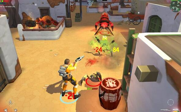 在不同星系打击犯罪 《太空刑警2》已上架[多图]图片1