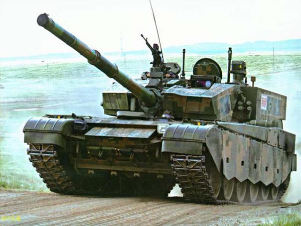 《坦克风云》 国之重器-99A式主战坦克[多图]图片1