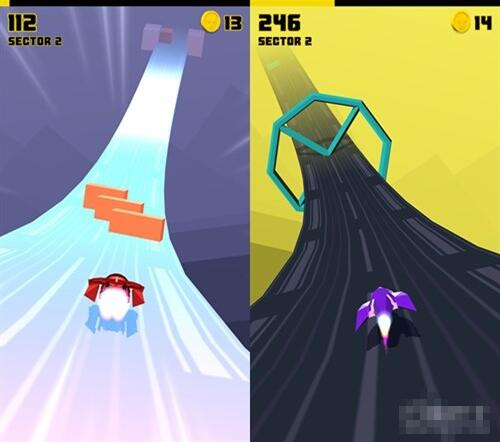 虐心物理手游《极速飞船》于12月8日推出[多图]图片1