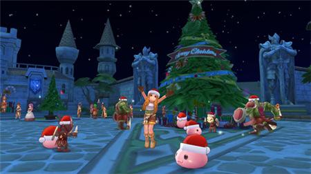 甜蜜冒险!仙境传说RO手游陪你过浪漫圣诞节