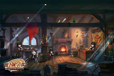 地下城与冒险图3: