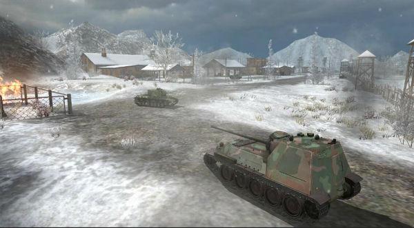 《3D坦克争霸2》今日开启全平台不删档测试[多图]图片3