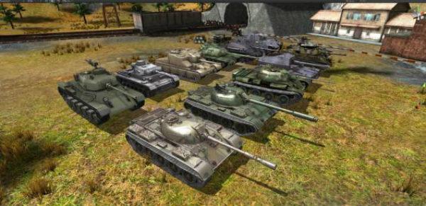 《3D坦克争霸2》今日开启全平台不删档测试[多图]图片4