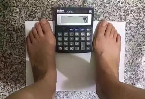 爆笑?图:哈哈,我又瘦了[多图]图片1