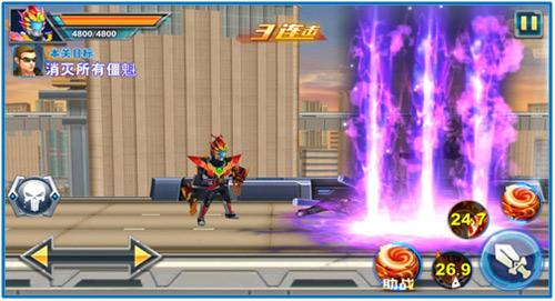 横版格斗中的清流 《铠甲勇士之英雄降临》[多图]图片6