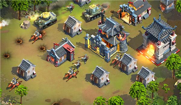 《我的战争》玩家最期待国家阵营 春节后上线![多图]图片1
