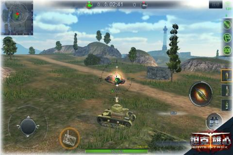坦克雄心图3: