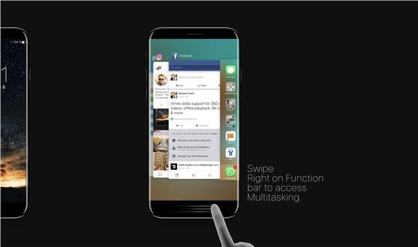 iPhone8最新概念图出炉 机身圆润形似三星[多图]图片4