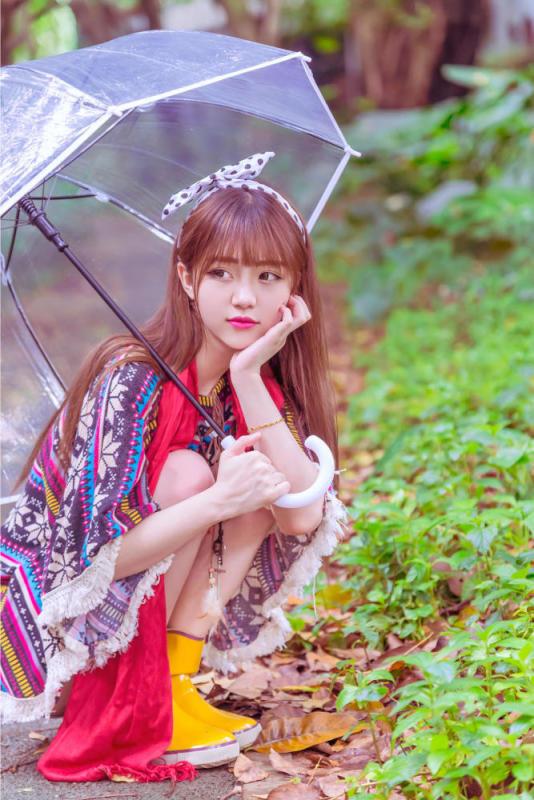 美女图片:清纯可爱甜美女生唯美写真[多图]图片2
