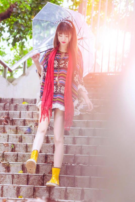 美女图片:清纯可爱甜美女生唯美写真[多图]图片6
