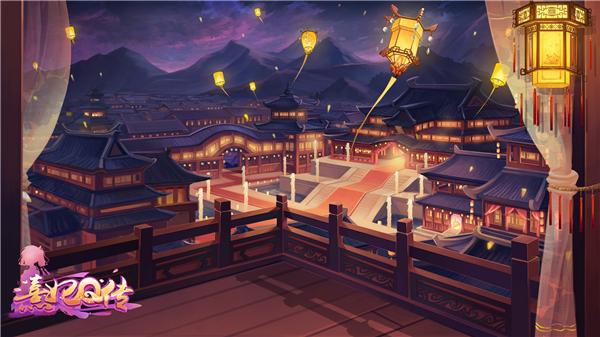 风光旖旎秀色宜人 《熹妃Q传》3D室外风景赏[多图]图片5