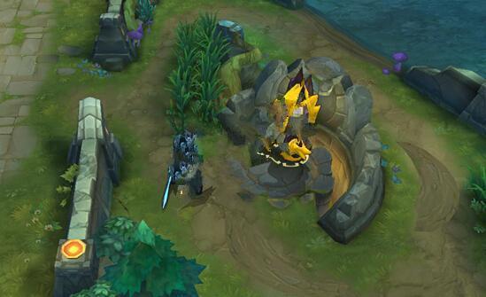 王者荣耀新地图黄buff上线时间 黄buff刷新位置[图]图片1