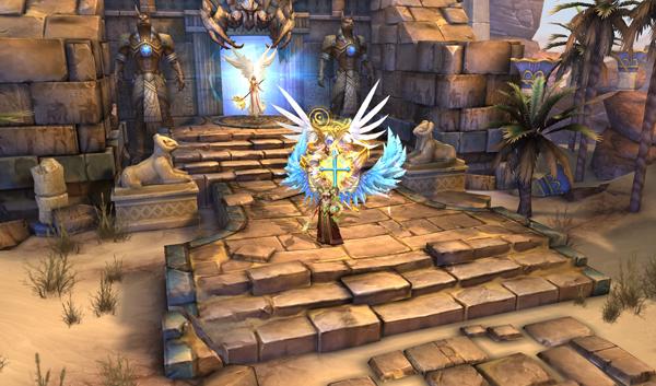 3D魔幻手游《神鬼传奇》今日全平台公测[多图]图片4