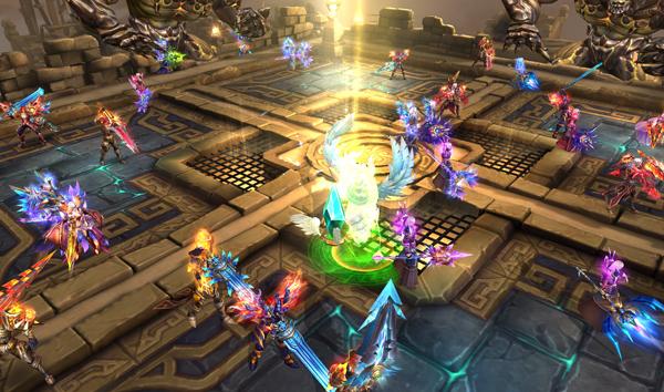 3D魔幻手游《神鬼传奇》今日全平台公测[多图]图片8