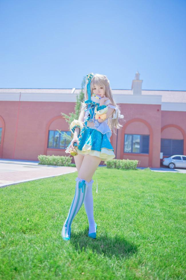 美女图片:腿玩年系列 最萌小仙女[多图]图片7