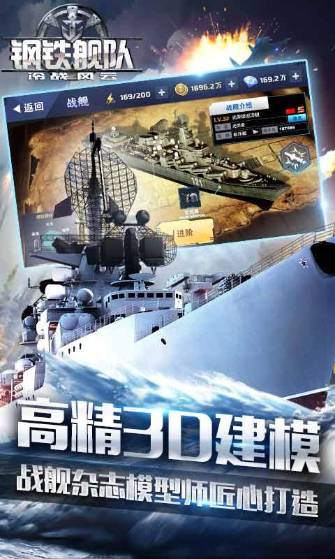 钢铁舰队图3:
