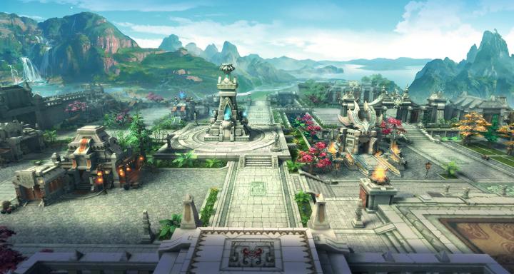 MMMORPG手游《九州荣耀》正式曝光[多图]图片1