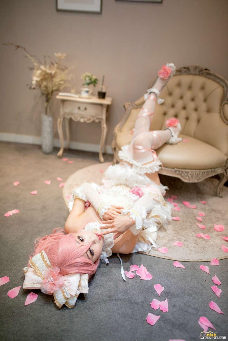美女图片:天天Cosplay福利图 美女美丽诱惑写真[多图]图片4