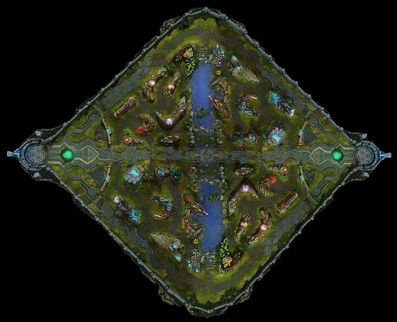 更美风景与套路 《自由之战2》5V5地图大改动[多图]图片2