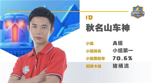 《皇室战争》亚洲皇冠杯中国4强选手赛前专访[多图]图片3