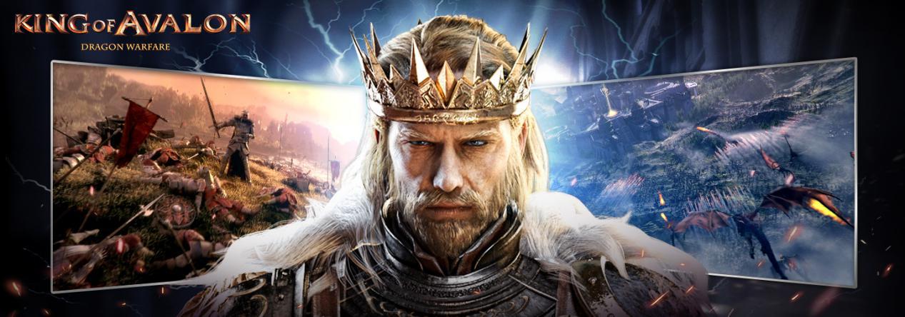 殿堂级SLG巨作《阿瓦隆之王》安卓端全面上线[多图]图片1