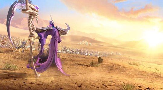 人族大战巫妖 《剑与家园》高品质CG宣传片曝光[多图]图片1