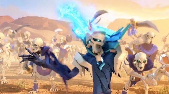人族大战巫妖 《剑与家园》高品质CG宣传片曝光[多图]图片2