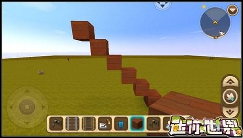 迷你世界楼梯怎么隐形  隐藏楼梯制作方法详解[多图]图片2