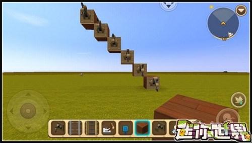 迷你世界楼梯怎么隐形  隐藏楼梯制作方法详解[多图]图片3