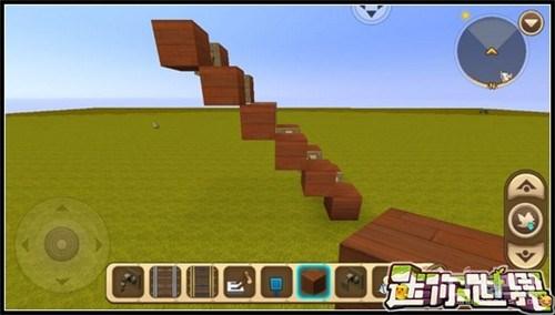 迷你世界楼梯怎么隐形  隐藏楼梯制作方法详解[多图]图片5