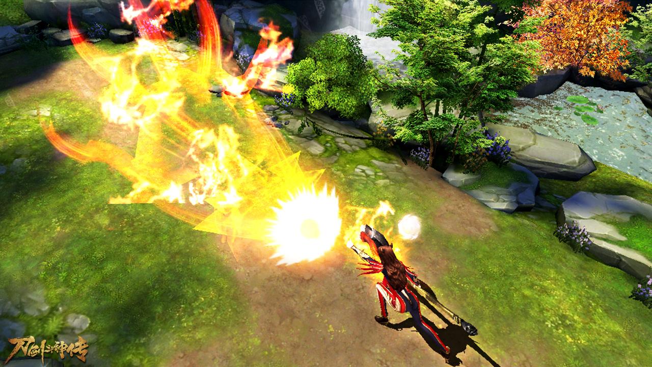致敬动作游戏 《刀剑斗神传》10.17封测开启[多图]图片3