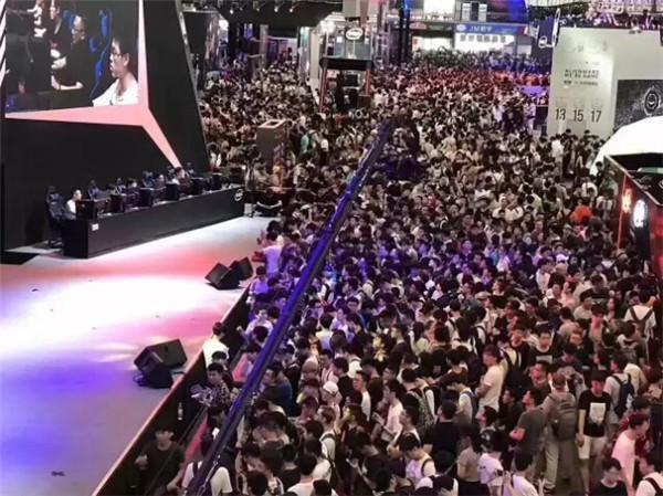 扬帆启航!2018年第十六届ChinaJoy招商正式启动[多图]图片2