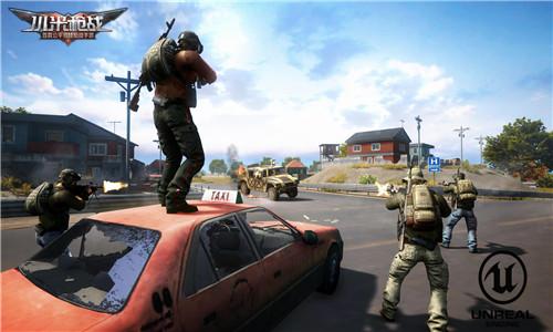 小米枪战载具新玩法 拟真物理反馈诠释花式飙车[多图]图片1