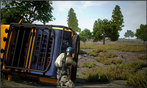 小米枪战载具新玩法 拟真物理反馈诠释花式飙车[多图]图片3