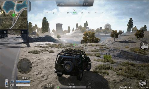 小米枪战载具新玩法 拟真物理反馈诠释花式飙车[多图]图片4